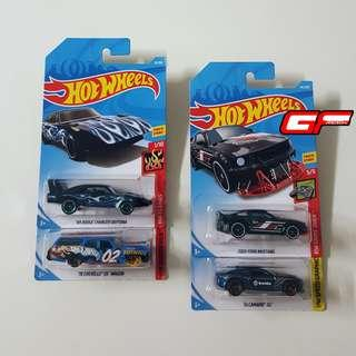 HOT WHEELS DAYTONA LOT COMBO