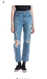 Levi's 501 Authentically Yours