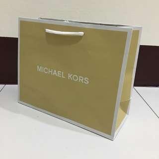 🚚 Michael Kors紙袋 MK紙袋