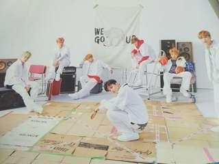 WTS Nct Dream We Go Up Posters