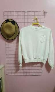 GU White Hello Kitty Sweater from Japan
