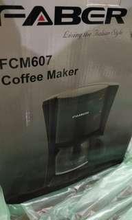 Faber coffee machine