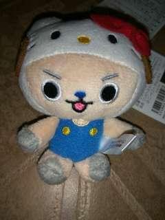 Chopper x Hello Kitty