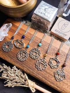 🚚 Chakra Necklace