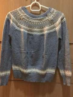 Sweater light blue
