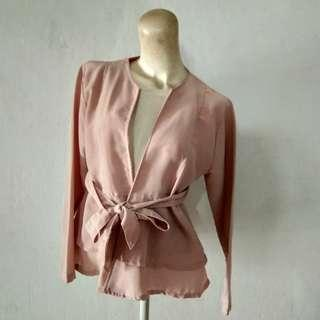 Blouse Tali Dusty Pink
