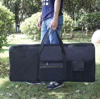 BN Portable 61-key Keyboard Electronic Piano Padded Case Gig Bag Oxford Cloth