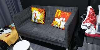Ikea two seat sofa