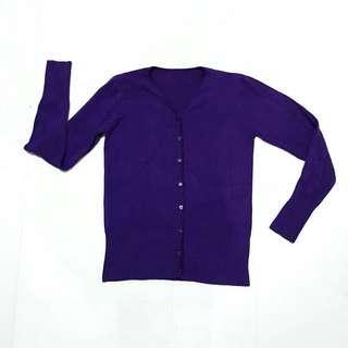 ☇LP☇Deep Purple Cardigan