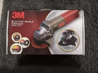 3M Electric Angle Grinder