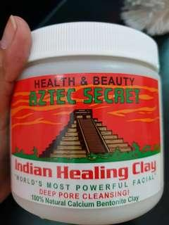 Healthy Options bought aztec secret indian healing clay