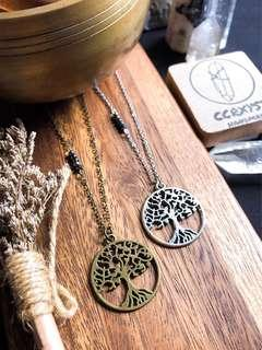 🚚 Tree of Life Necklace
