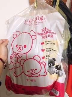拉拉熊蜂蜜森林新朋友~(茶小熊)款