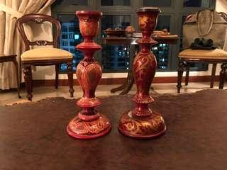 Candle Stand - gorgeous work of art