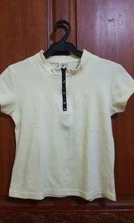 Sale!!!! Authentic USPA zipper poloshirt