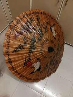 Antique Vintage Umbrella