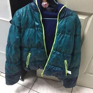 Roxy 全新超保暖羽絨衣