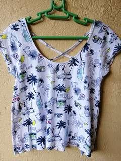Summer Hanging Shirt