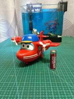 Original Super Wings Robot