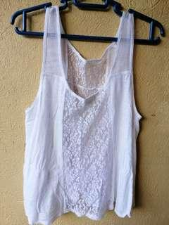 Hollister Tank Top Cover up