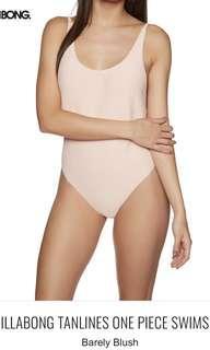 Billabong one piece swimsuit