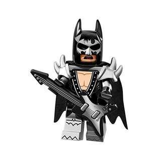 Lego Minifigure Batman Series 1 Glam Batman - Sealed -
