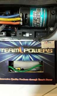 Team Power Brushless Motor 11.5T