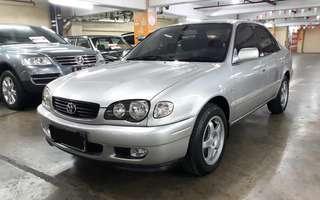 2000 Toyota Corolla CONQUEST 1.8 Automatic.Versi AUSTRALIAN.Sangat ANTIK.Unit CBU.Jarang Sekali Ada.TERAWAT.Kondisi PRIMA