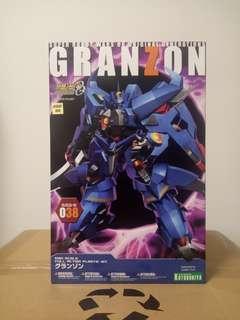 全新 1/144 Super Robot Wars SRW OG 機械人大戰 SRG-S-038 Granzon