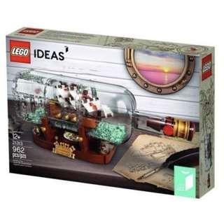 Lego 21313