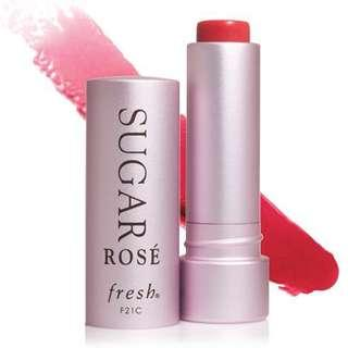 Full Size Fresh Rose Lip Treatment Balm 4.3gram 0.15oz