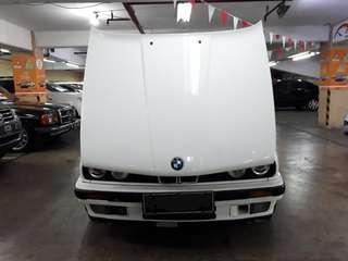 1991 BMW 318 Manual.Vrlg ALPINA R-17.interior Masih Orisinil.Unit Kondisi PRIMA