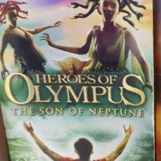Heroes of Olympus Series (Sequel of Percy Jackson)