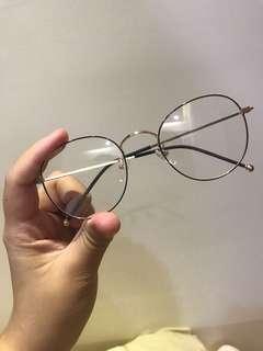 🚚 復古高質感氣質細框眼鏡