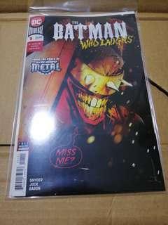 Batman who laughs 1