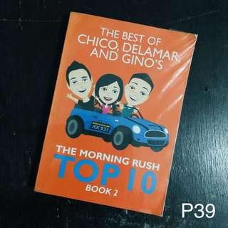 The Best of Chico, Delamar, and Gino's The Morning Rush Top 10 (Volume 2)