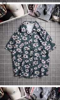 BN UNISEX Hawaiian Printed Shirts