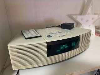 Bose CD/Radio Wave system