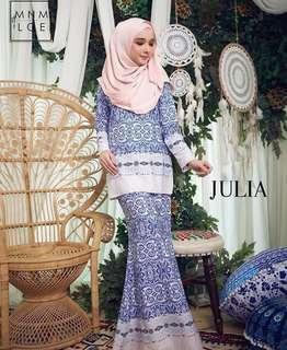 Minimalace Julia Kurung Kedah