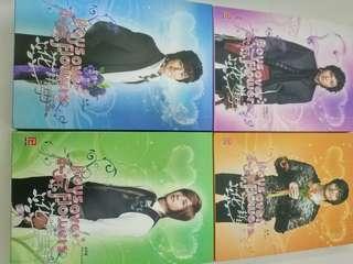 Boys Over Flowers VCD box set