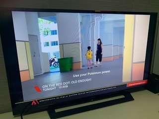 Sony Bravia 40 in TV (KDL-40R350D)