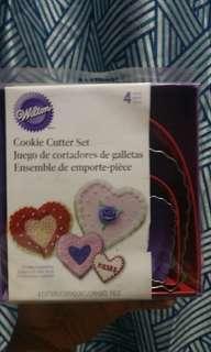 Cookie Cutter (Heart Shaped)