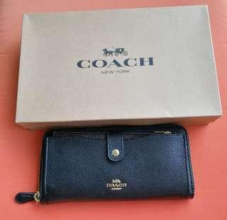 Authentic Coach multifunctional wallet