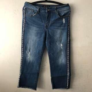 Celana jeans moschino