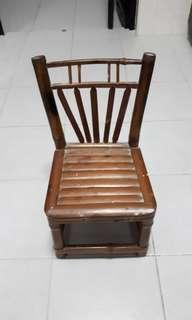 Child Bamboo Chair (Super Solid/Unbreakable)