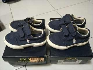 polo ralph lauren used only twice 2 pairs