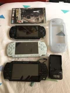 3 unit PSP untuk dijual
