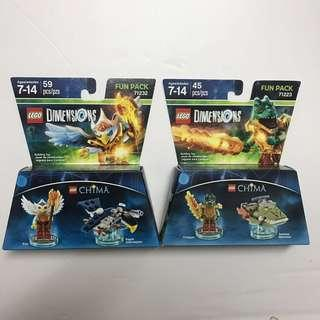 Lego Dimensions 71223 71232