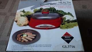 Iona Electric Steamboat and Griller