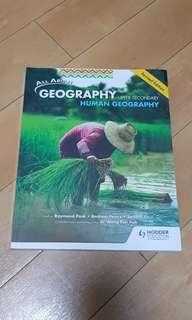 All about geography upper secindary human geography revised edition